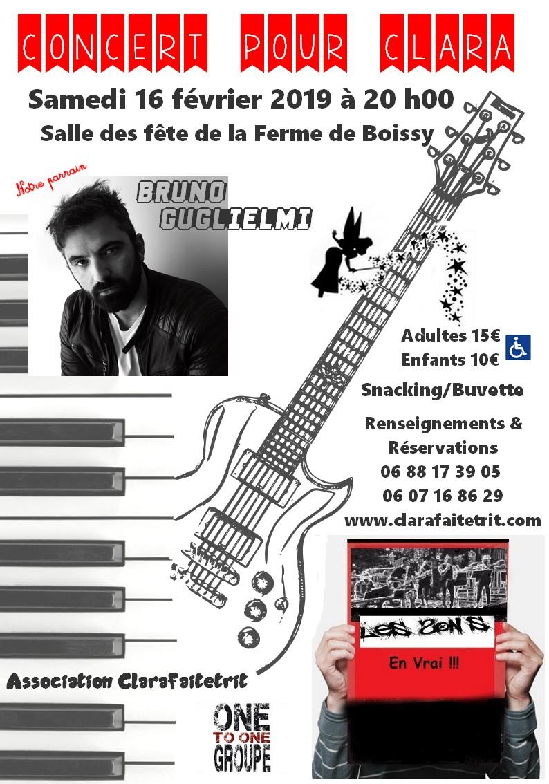 Affiche Concert 2019